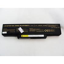 Bateria M740bat-6 Clevo M770 Msi M660 M662 M655 Original