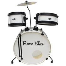 Bateria Infantil Rmv Rock Kids 2 Completa - Loja Kadu Som