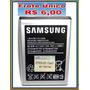 Bateria Samsung Eb424255vu S3850 Corby Ll S3350 Gt-i6230