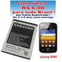 Bateria Samsung Gt-s5380b Galaxy Wave Gt-s5360 Gt-s5368