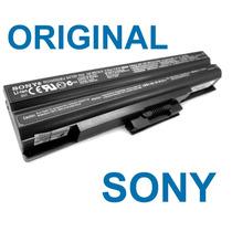 Bateria Original Sony Vgp Bps13 Bpl13 Cs Cw Fw N Preta