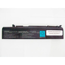 Bateria Toshiba Sti Satellite U200 U205 Original + Garantia