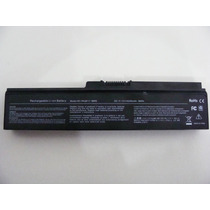 Bateria Compatível Toshiba Satellite U505 U505-s2006rd