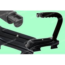 Suporte Estabilizador Para Câmeras E Filmadoras