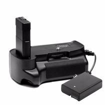 Battery Grip P/ Nikon D3300 Empunhadura Vertical + Bateria