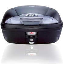 Bauleto Fumê Givi E450nt Bau 45l Bagageiro Universal Moto