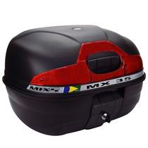 Baú / Bauleto Para Moto Mixs - Capacidade 35 Litros
