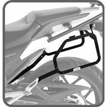 Suporte Baú Lateral Honda Nc 700 X / 750 X Scam Givi Monokey