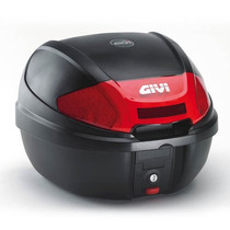 Bauleto Traseiro Givi E300n Bau 30l Bagageiro Universal Moto