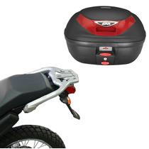 Kit Tenere 250 - Bauleto Givi E350n + Suporte Bagageiro Scam