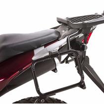 Suporte Lateral Givi Pl1115 P/ Baú Moto Xre300 Bagageiro