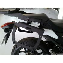 Bagageiro Fixo C/suportes Laterais Bau Givi Nc 700x/nc 750x