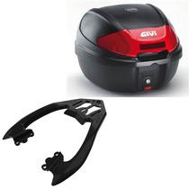 Kit Cb300r - Bauleto Givi E300n + Suporte Bagageiro Scam