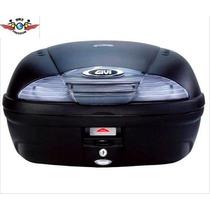 Bau Bauleto Givi 45 L Modelo E 450nt Monolock Simply L Fume