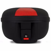 Bau Bauleto Caixa De Moto Porta Objeto Moto Gow 33 Litros