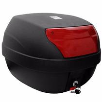 Bau Bauleto Moto 28 Litros Pro Tork Smart Box Para Bagageiro