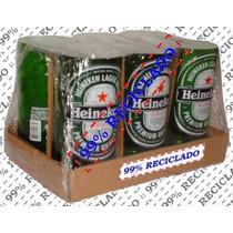 Kit Com 6 Copos Heineken - 99% Reciclado