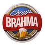 Kit Com 50 Unid. Bolachas Chopp Brahma - Porta Copos