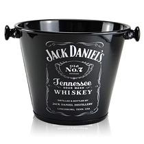 Balde De Gelo Em Alumínio 5l Jack Daniels Alumiart Falcão