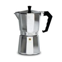 Cafeteira Tipo Italiana Alumínio De 9 Cafés