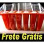 12 Paleta Mexicana Kit 2 Picoleteiras Sorvete + Frete Grátis