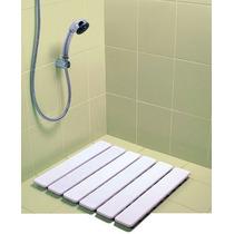Tapete Estrado Banheiro Atiderrapante Com 108 Ventosas