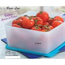 Produtos Tupperware Basic Line 5 L Para Refrigerador