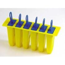 Picoleteira Plastica P/6 Picoles