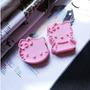 Cortador De Biscoitos Com Carimbo 3d - Hello Kitty