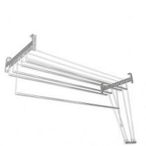 Varal Mazzonetto 100cm X 05 Varetas Alumínio Polido