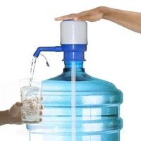 Bomba Para Galão De Água Mineral De 10 Ou 20 Litros Promoção