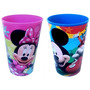 Disney Copos Plasticos Reusaveis 500 Ml Mickey Minnie Frozen