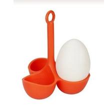 Suporte Silicone P/ Cozinhar Ovos Microondas - Frete Grátis