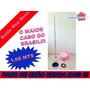 Spin Mop Magic Balde Centrifuga Sem Pedal Rodo Vassoura Rosa
