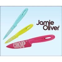 Set Com 3 Facas Jamie Oliver - Chop, Slice & Dice