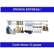 Kit De Utensílios Cook Home 1 Arthi 13 Peças