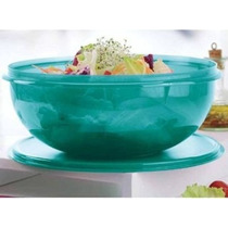 Saladeira Verde Tupperware