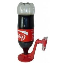 Suporte Refrigerante Com Torneira Dispenser Garrafa Pet
