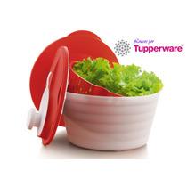 Tupperware Centrífuga 4,5lt Folhagens,alface,frutas,verduras