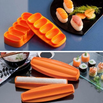 Tupperware Formas Sushi Maker Nigiri + Sushi Maker Maki