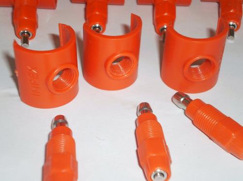 Bebedouro Automatico Tipo Niples (diversas Aves) (gradil10)