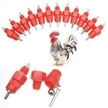 Bebedouros Automaticos (codornas,galinhas,pintos.coelhos.)