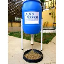 Alimentador Automático Auto Feeder, P/ Cães De Grande Porte