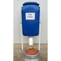 Alimentador Automático Dog Feeder, Cães De Grande Porte