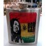 Bob Marley - Cantil Para Bebidas Destiladas