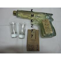 Tequila Hijos De Villa , Pistola, 200 Ml (leia O Anuncio)