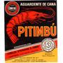Rótulo De Cachaça, Aguardente, Pinga Pitimbú - A1c1