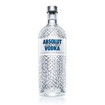 Absolut Vodka Glimmer Edition Edição Limitada 1litro Lacrada