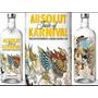 Vodka Absolut Karnival 1 Litro
