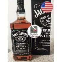 Jack Daniels Old N7 Whisky Bourbon 1 Litro - Fotos Reais.